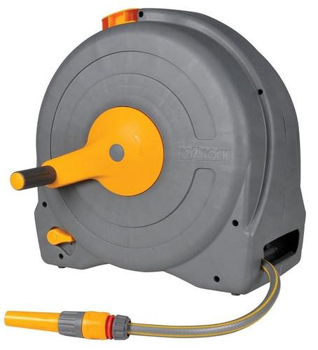 Hozelock Free Standing Fast Reel 2494 with 40m hose FTB6085 5010646034142