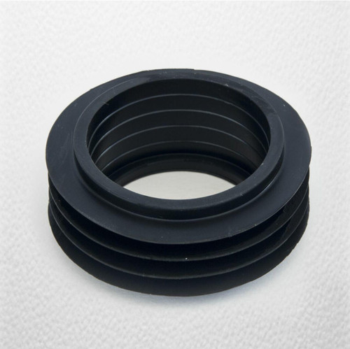 Geberit Internal Low Level Flush Pipe Rubber cone Seal for 40mm Concealed Bend 119.668.00.1 FTB2610 4025416001706