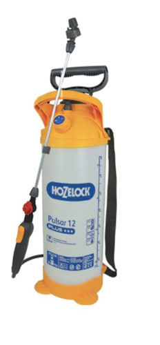 Hozelock 4312 Pulsar Plus 12L Sprayer FTB6196 5010646062695