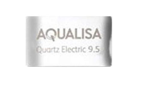 Aqualisa 435916 QZ ELECTRIC SPARE 9.5KW BADGE FTB6226 5023942063136