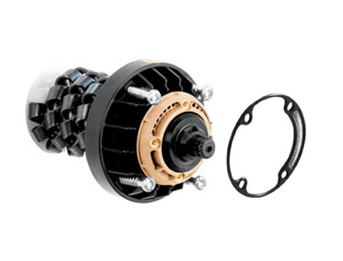 Aqualisa Genuine 022809 Opto Thermo concealed thermostatic mixer valve Orange FTB116 5023942060197