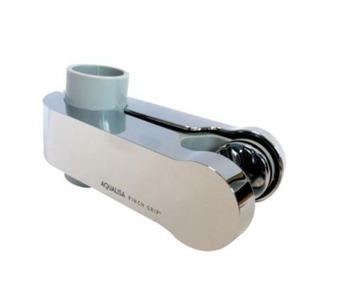 Aqualisa 910314 Pinch Grip Shower Head Holder - Chrome, 25mm FTB6410 5023942094406