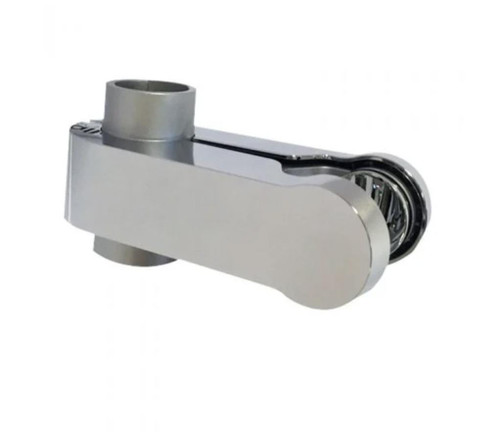 Aqualisa Pinch Grip Shower Head Holder - 25.4mm - Chrome - 901523 FTB6417 5023942075764
