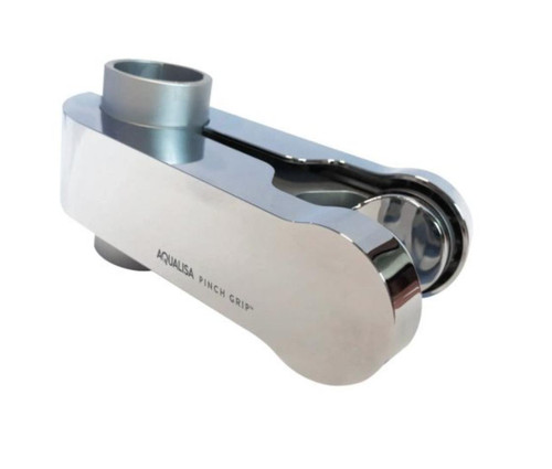 Aqualisa Pinch Grip Shower Head Holder - 25mm - 910269 FTB6420 5023942093959