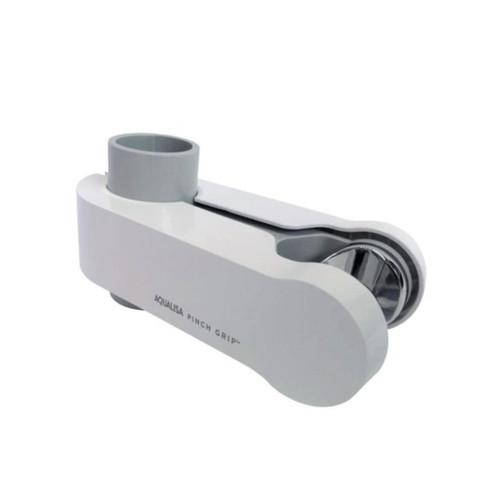 Aqualisa 910599 Pinch Grip Shower Head Holder - White 25mm FTB6428 5023942008168