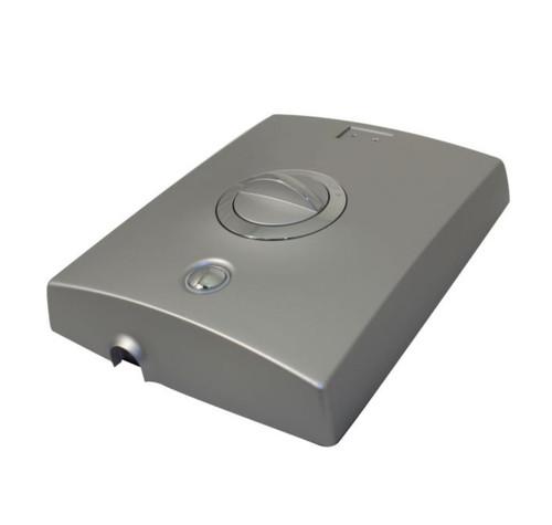 Aqualisa 435914 Quartz Electric Shower Front Cover - Satin Chrome FTB6435 5023942063112