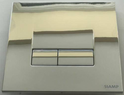 Lecico FPLATESMMCVR Antivandal Flush plate Brillant Chrome FTB6526 3247230019588