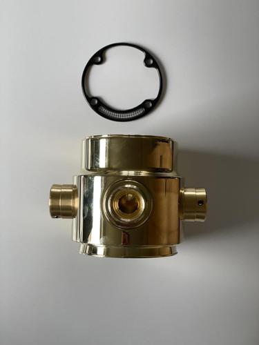 Aqualisa 091105 Exposed body assembly Incalux FTB6511 5023942003613