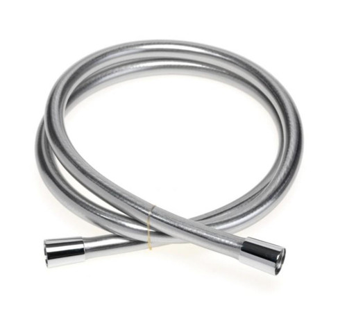 Aqualisa 555701 smooth 1.50m shower hose - chrome FTB6529 5023942067455