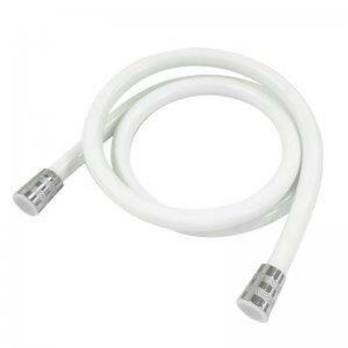 Aqualisa 164515 1.50m plastic shower hose - white FTB6560 5023942006768