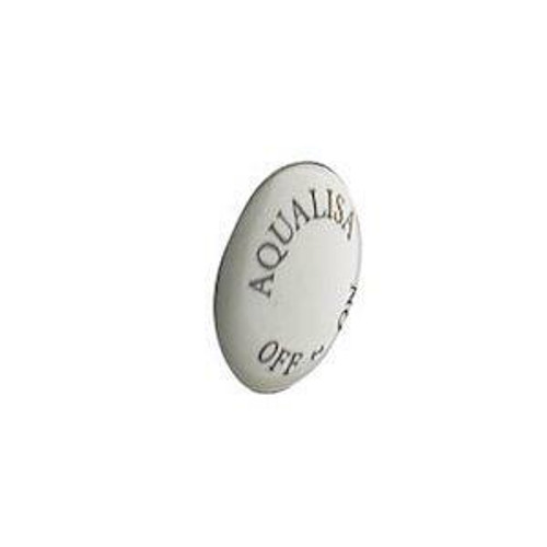 Aqualisa 166603 Aquatique Ceramic On/Off Badge FTB6581 Enter EAN number / Barcode