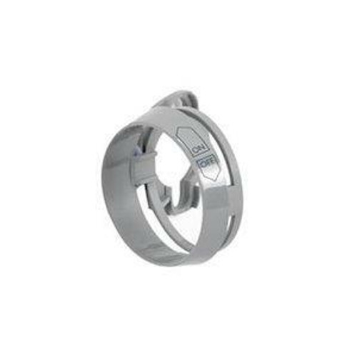 Aqualisa 214027 On/off contol graphic ring - Grey FTB6609 Enter EAN number / Barcode