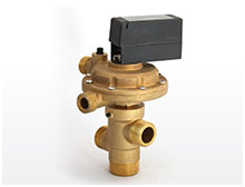 Central Heating Valves
