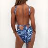Sexy Long Strap Swimwear Women Swimsuit 2018 One Piece Swimsuit Push Up Bathing Suits Beachwear Swim Bandage Monokini Bikinis