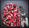High Quality Womens Summer Camo Windbreaker Jacket Thin Female Camouflage Butterfly Windbreaker Coats Spring Hooded Windbreaker