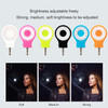 SELFIE RING LIGHT FLASH FOR YOUR PHONE