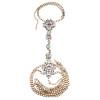 wantmychic | Chunky Flower Necklace pendant