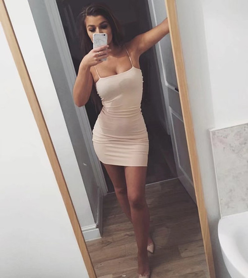 Sexy Double Layered Sleeveless Cotton Bodycon Dress Summer Basic Tank Sheath Party Club Bandage Dresses Vestidos