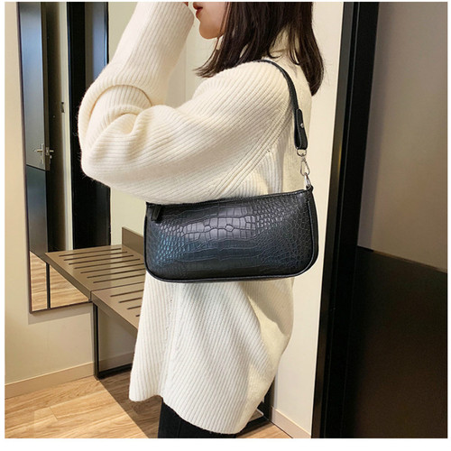 Women's Handbag Contrast PU Leather Bags for Women 2019 Summer Crossbody Bags Lady Shoulder Messenger Bag Female Travel Handbags