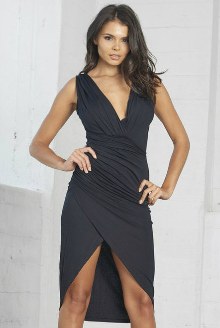 ACAPULCO BLACK DRESS