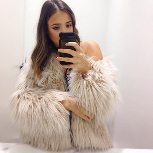 Shaggy Coat - wantmychic