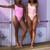 Yellow one shoulder bikini 2019 Highcut solid bathing suit Push up sexy swimsuit female Bandage swimwear women Monokini