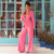 Formal 2 Piece Set Women Set Two Piece Set Top And Pants Elegant OL Ladies 2 Piece Outfits 2019 Winter Sexy Two Piece