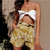 Sexy Off Shoulder Crop Tops and Shorts Women Sets 2019 New Summer Beach Bow Strapless Shirt Ruffle High Waist Shorts