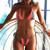 Summer 2019 beach wear neon biquini Micro string swimsuit push up sexy bikini set Patchwork leopard swimwear women bathing suit