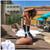 2019 Women One Piece Swimsuit Black and white contrast Beachwear string sling slim bodysuit Swimwear Bathing Suit