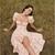 summer fashion elegant boho print Slit maxi dress women french romantic party vacation beach casual floral dress ladies