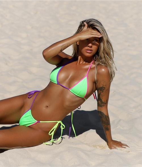 Extreme Bikini Micro Brazilian Swimsuit Female Bathers -5271