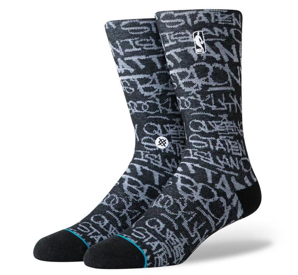 Stance NBA Logoman Boroughs Socks