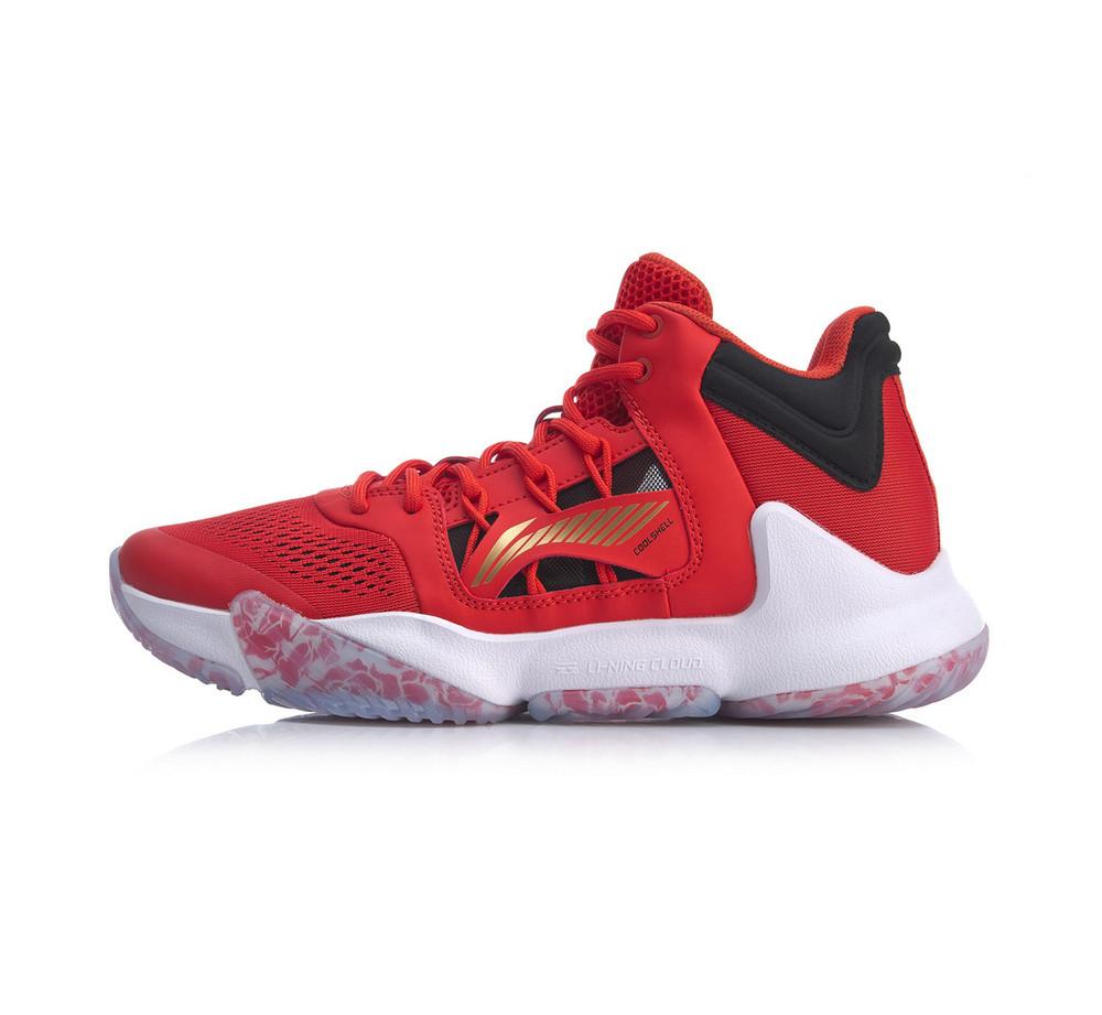 "Li-Ning ""Storm"" Basketball Shoe - Rose City"
