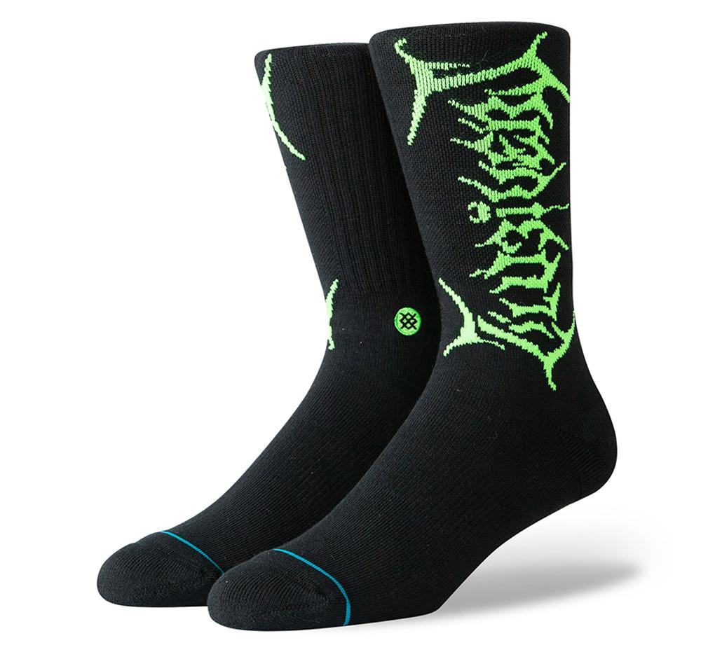 Stance Uzi Neon Socks