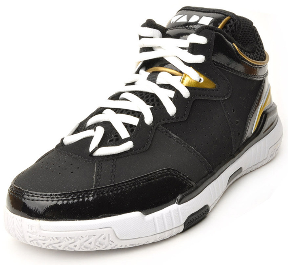 Wade All City Gold Black