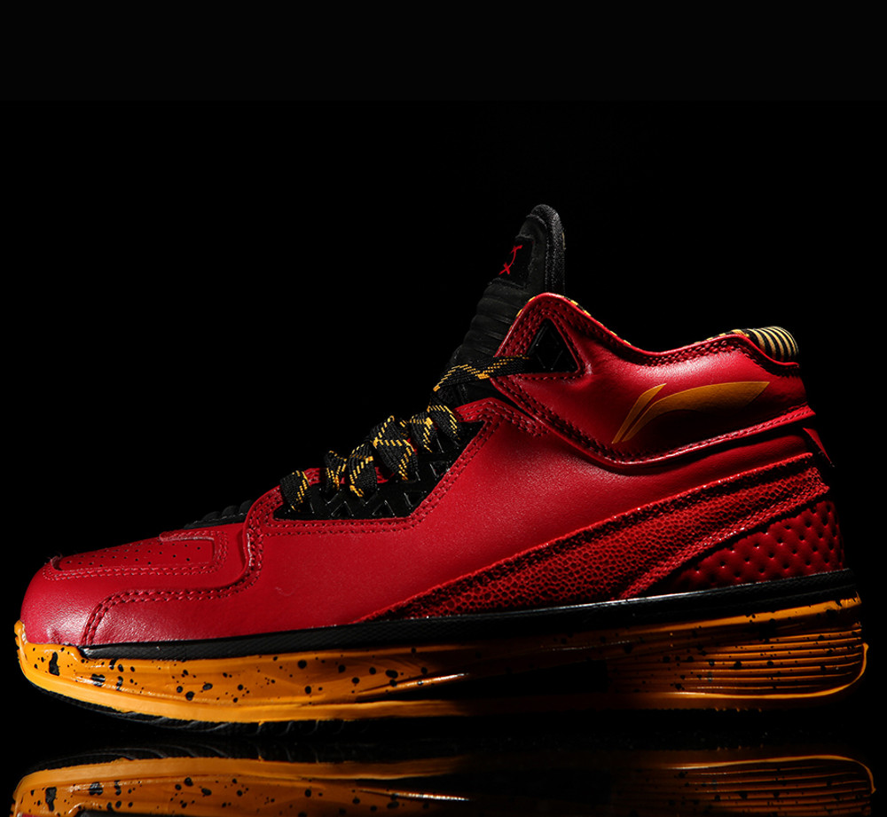 LI-NING WoW 2.0 Code Red