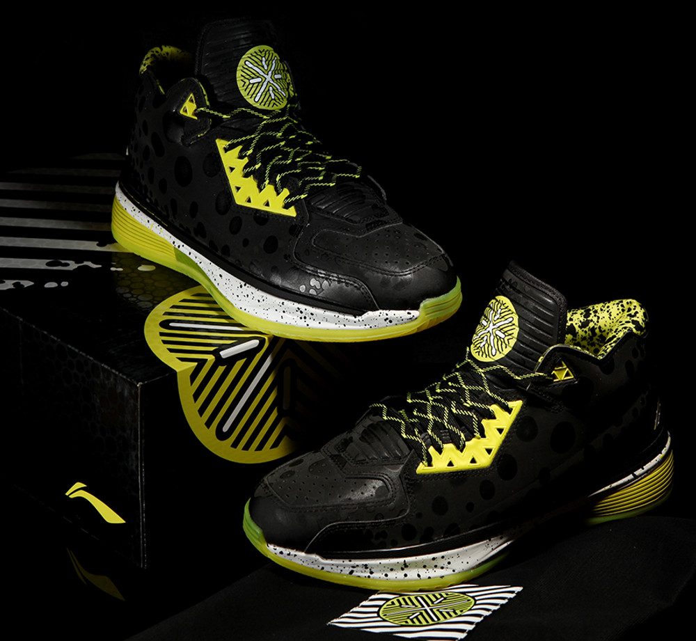 LI-NING WoW LE All Star Black ABAH017-10