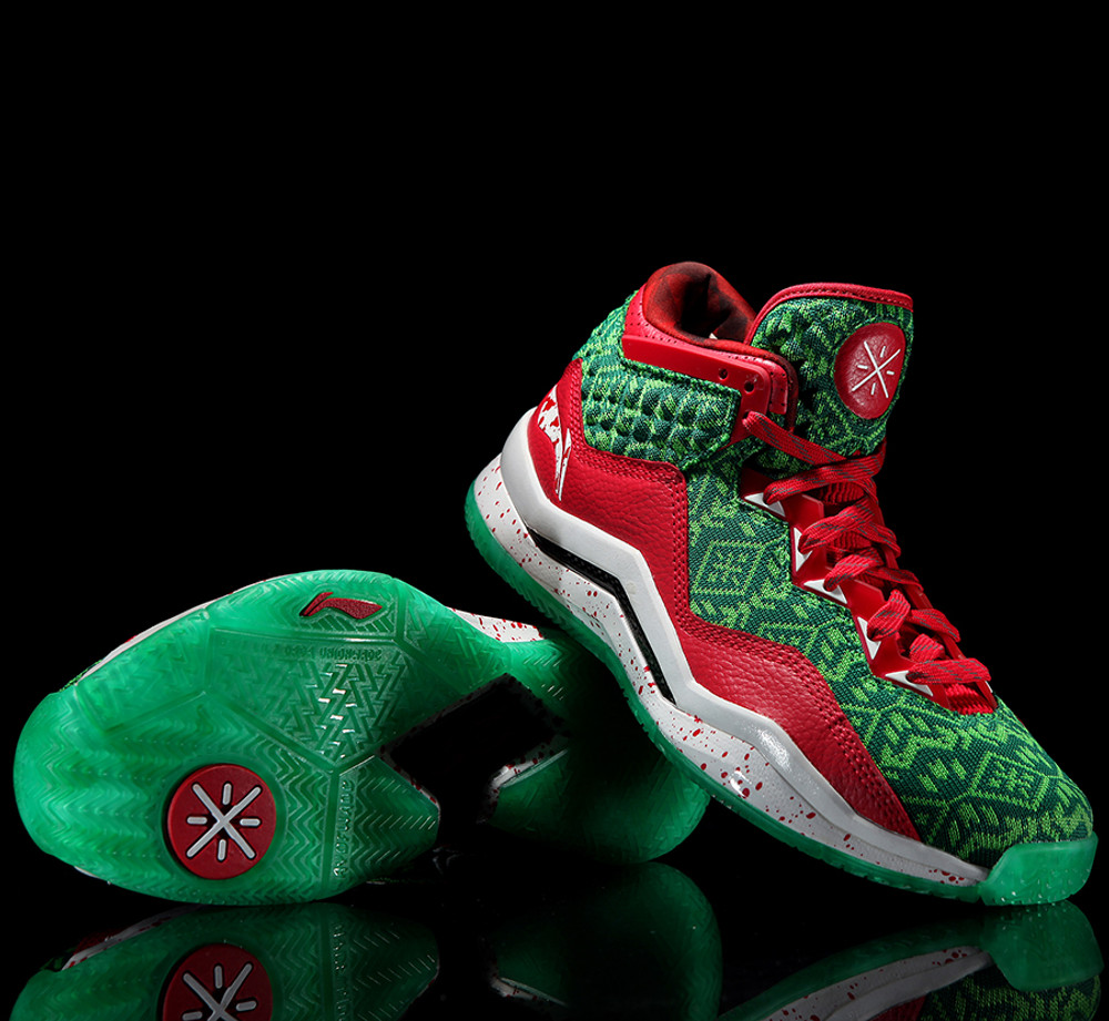 LI-NING Way of Wade 3.0 Christmas