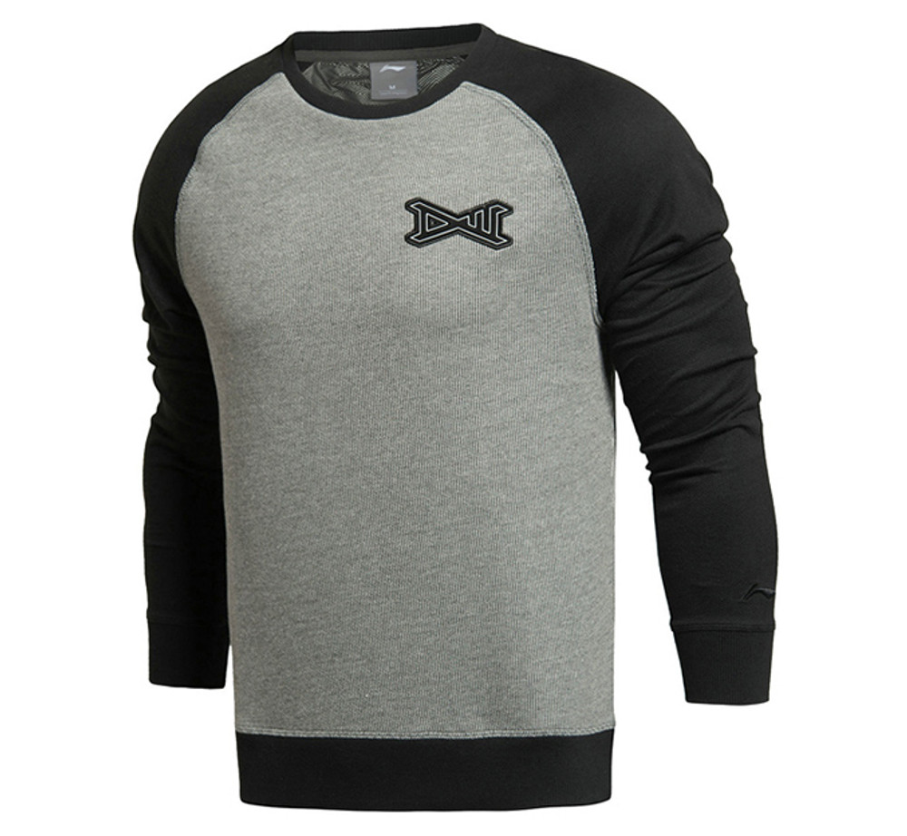 Wade Lifestyle Sweater Black/Grey AWDK087-5