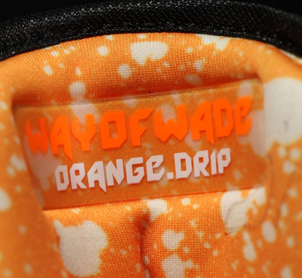 WoW 3.0 - Orange Drip