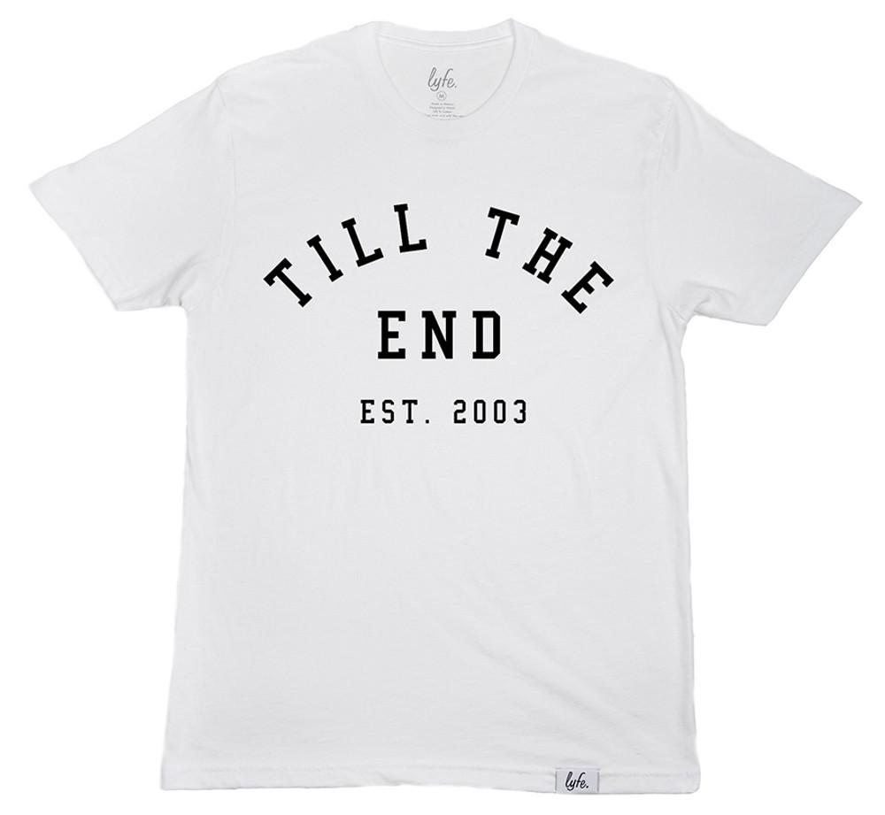 Lyfe brand Till The End