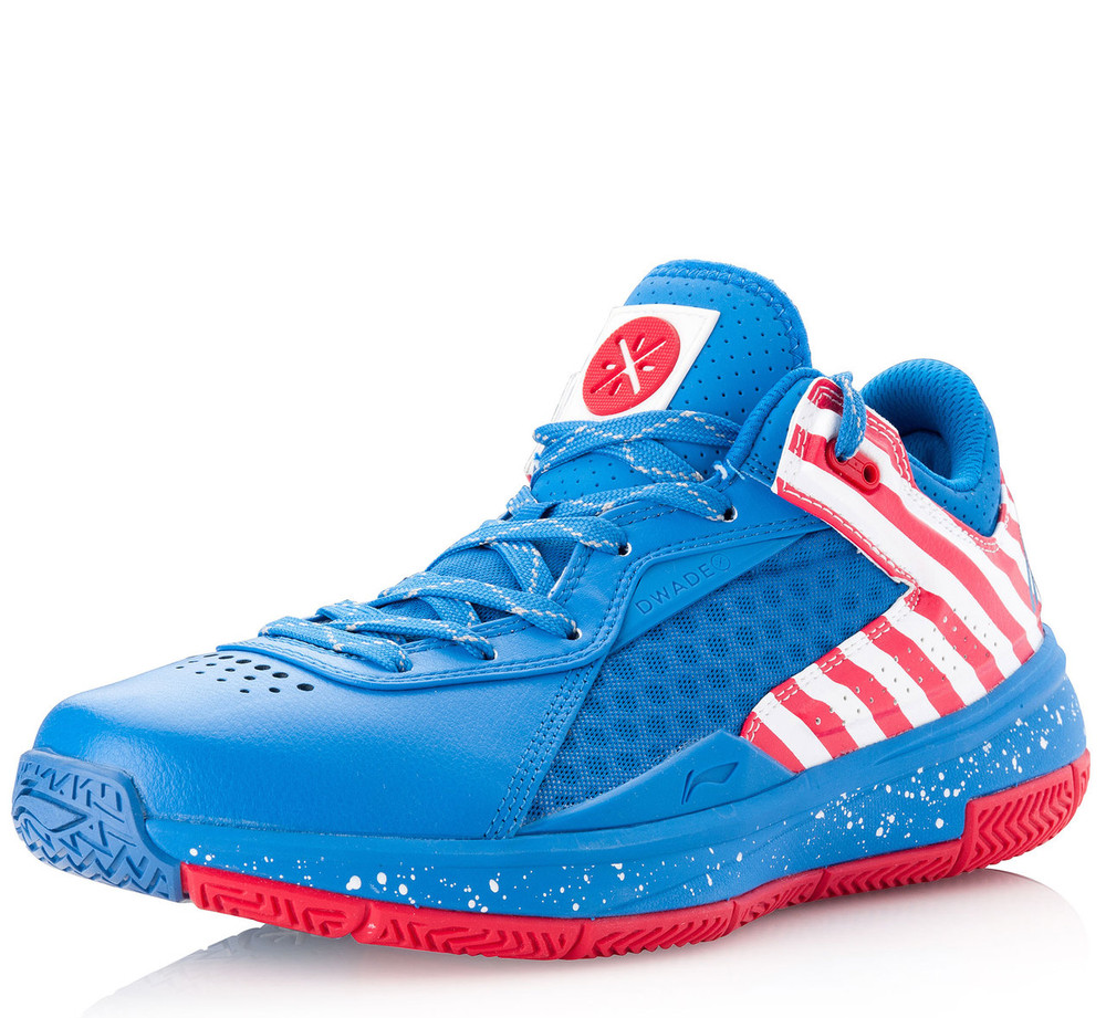 Wade 808 Low Blue/Red/White (ABAK021-2)