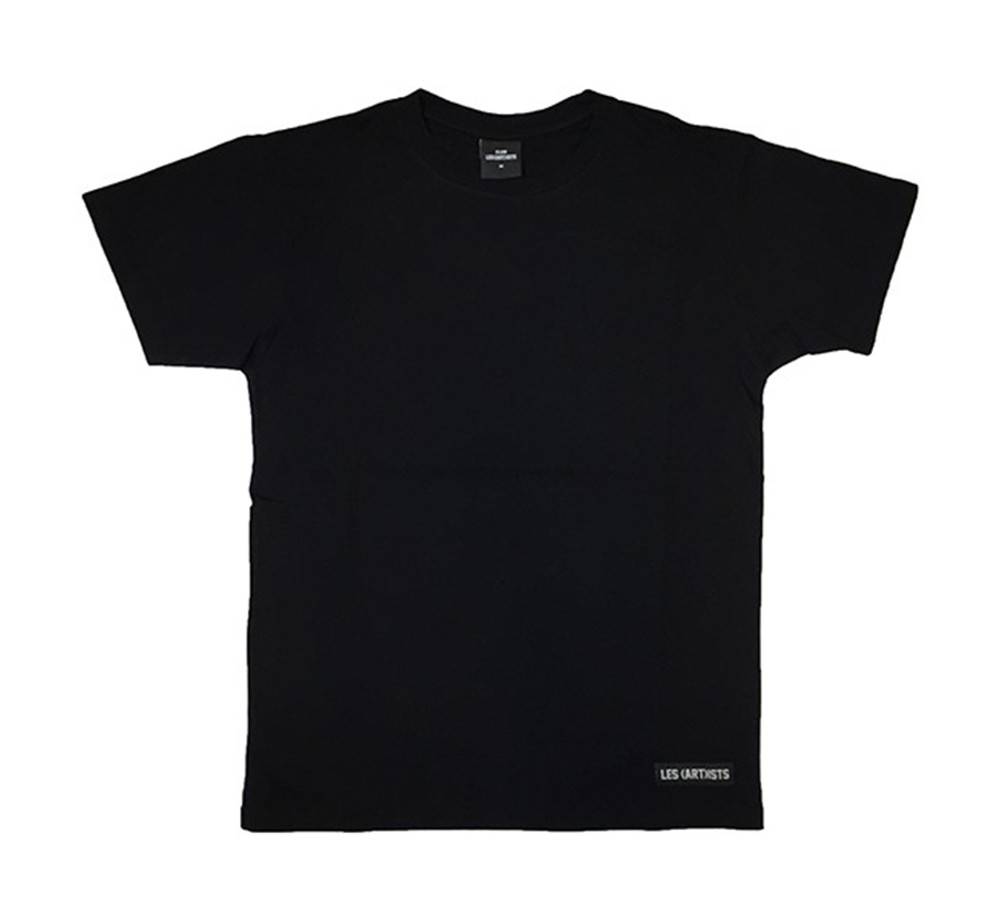LES (ART)ISTS Black TISCI74 Football Tee