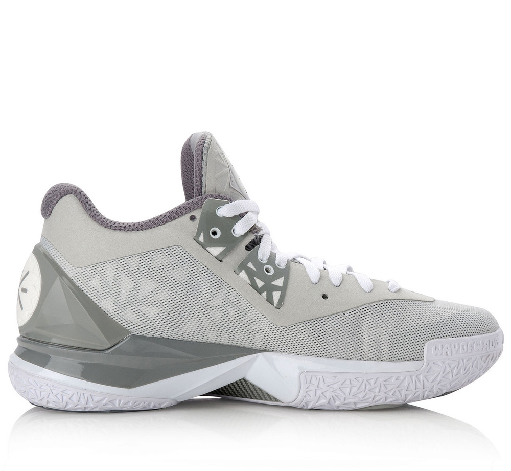 Li-Ning Way of Wade 4.0 Filthy Grey