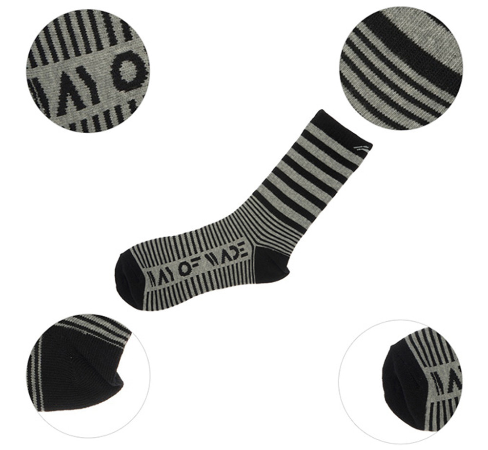WoW Lifestyle Crew Socks AWLL007-2