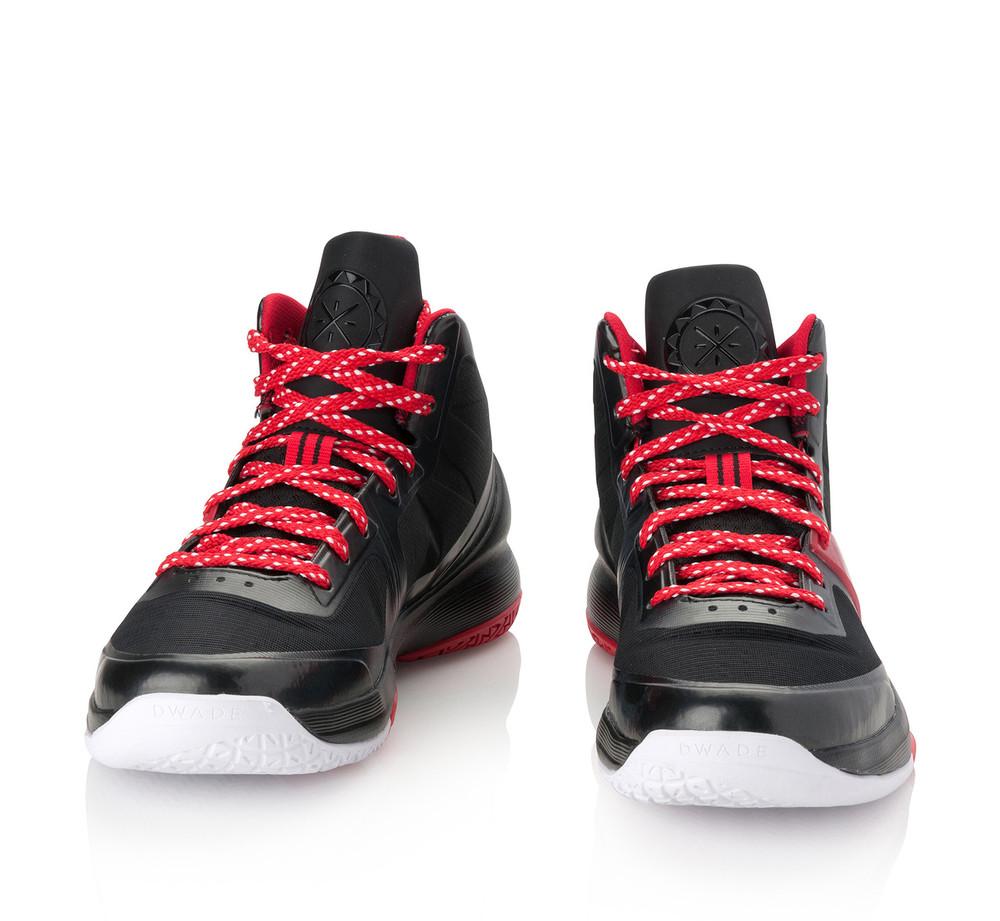 Wade Sixth Man Black Red