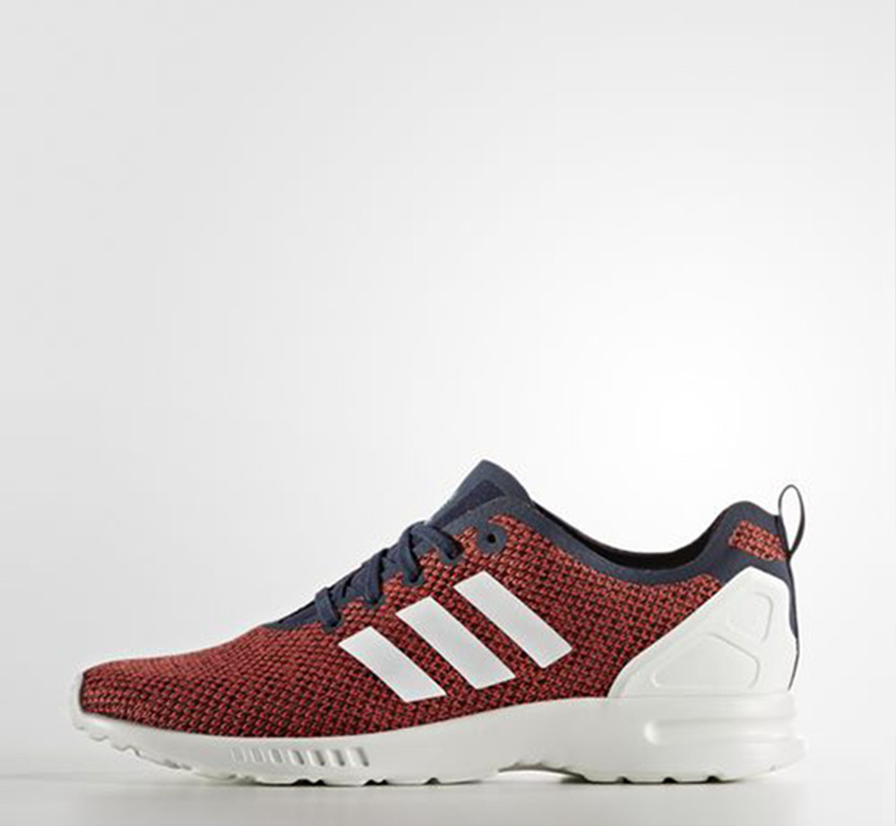 b848f7739 ... adidas ZX Flux ADV Smooth for Women · A MESH SHOE WITH A SNAKESKIN  PATTERN ...