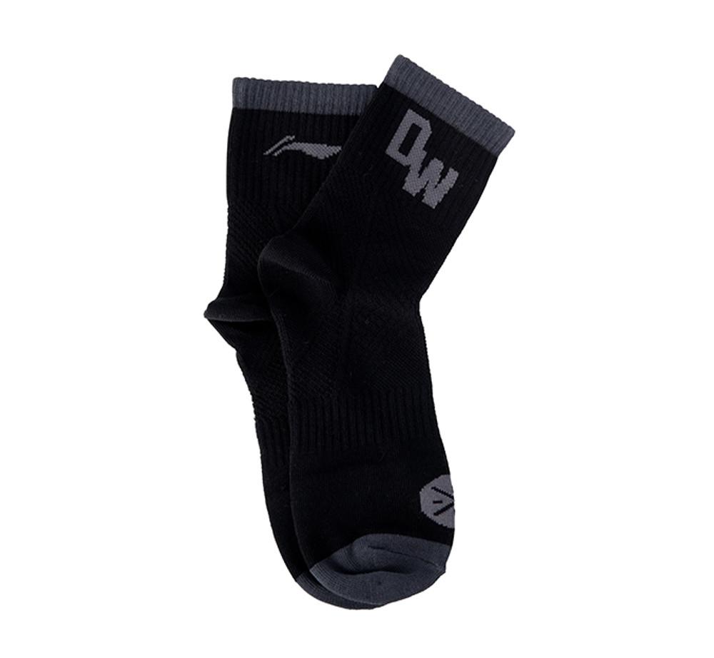 DW Quarter Socks AWSL251 (Black)