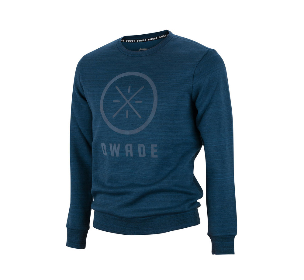 DWADE Performance Sweater AWDL509-3 (Heather Blue)